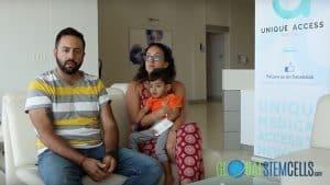 Cerebral Palsy, Emilio, 2, Mexico | Global Stem Cells