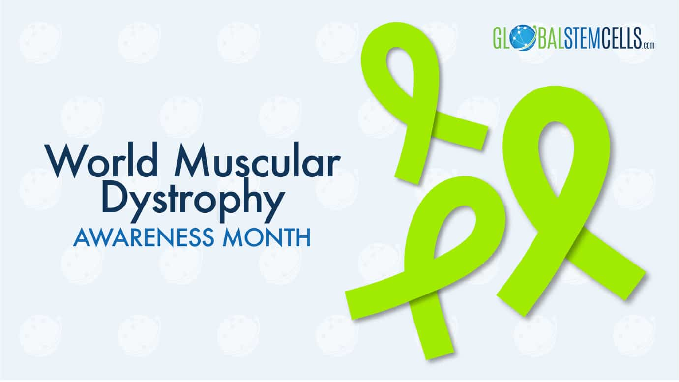 World Muscular Dystrophy Awareness Month 2017